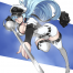 Esdeath, from Akame ga Kill