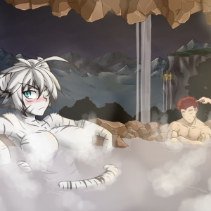 hot springs cave