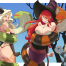 Dragon's Crown, snake problems