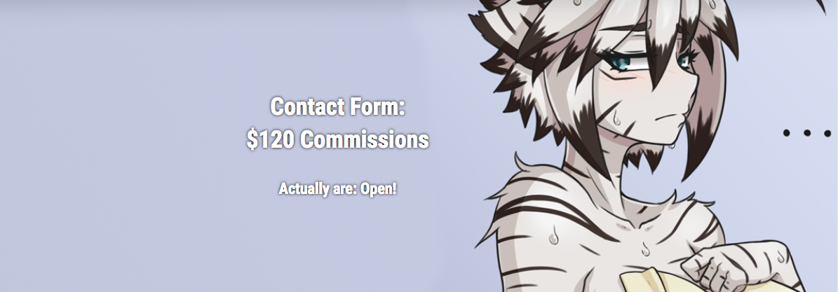 commissions open blog