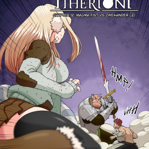born of itheriont cover chapter 12